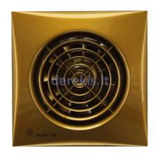 Ventiliatorius SOLER&PALAU SILENT-100 CZ GOLD, 5210604300