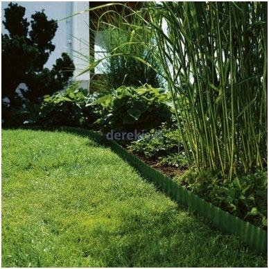 Vejos pakraščių juosta (žalia) Gardena 536-20, 900847001 3