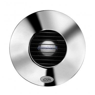 Ventiliatoriaus dangtelis Airflow ICon15, chromuotas 3