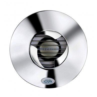 Ventiliatoriaus dangtelis Airflow ICon15, chromuotas 2