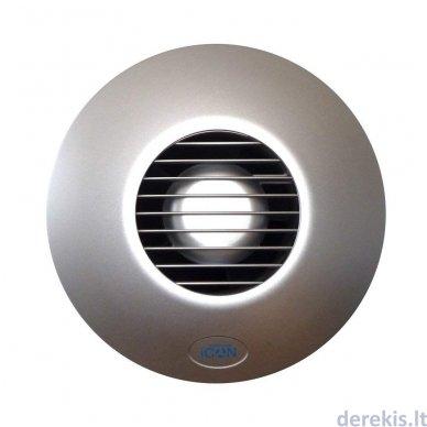 Ventiliatoriaus dangtelis Airflow ICon30, sidabrinis 2