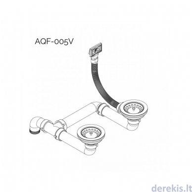 Ventilis AQUASANITA AQF-005V