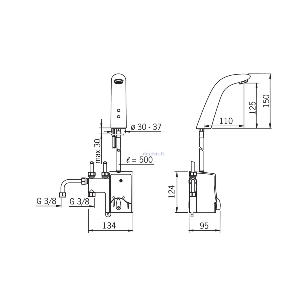 LA CUCINA ALESSI by Oras 8528 | Bathroom equipment | PLUMBING ...