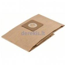 Vienkartiniai dulkių siurblio maišeliai BOSCH 2609256F32