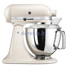 Virtuvinis kombainas KITCHENAID 5KSM175PSELT Artisan Elegance, cafe latte