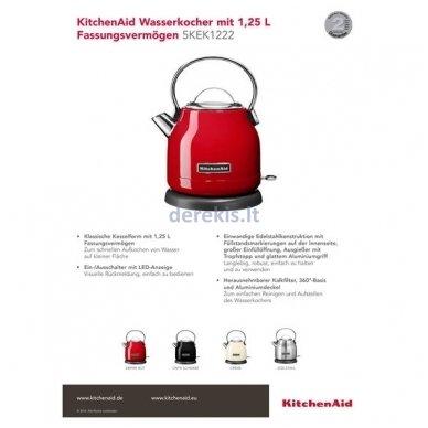 Virdulys KitchenAid 5KEK1222EER 6