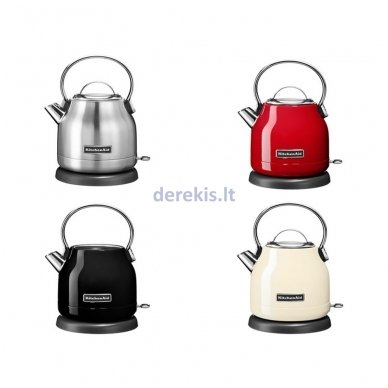 Virdulys KitchenAid 5KEK1222ESX 5