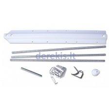 Vonios apdailos plokštės tvirtinimo komplektas Ravak Rosa B23000100N