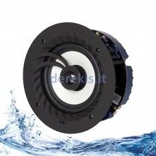 Vonios lubų garsiakalbis Lithe Audio 6,5, Bluetooth, 5 IP44, 03210