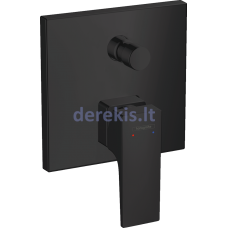 Vonios maišytuvas su viena svirtimi Hansgrohe Metropol 32545670, juodas matinis