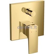 Vonios maišytuvas su viena svirtimi Hansgrohe Metropol, 32545990, auksas