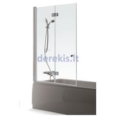 Vonios sienelė Baltijos Brasta Berta (dydį ir stiklo spalvą galima pasirinkti)