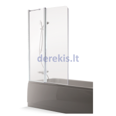 Vonios sienelė Baltijos Brasta Maja Plius (dydį ir stiklo spalvą galima pasirinkti)