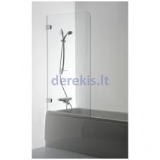 Vonios sienelė Baltijos Brasta Meda (dydį ir stiklo spalvą galima pasirinkti)