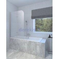Vonios sienelė Rubineta RUB-509, 150×100, 692010