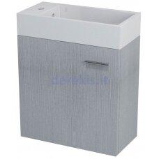 Vonios spintelė su praustuvu Sapho Latus IV LT410+460511