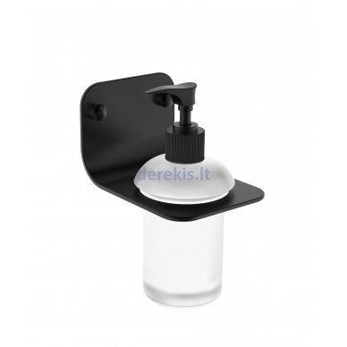 Vonios aksesuarų rinkinys Rubineta ALTO (BK) 670119 10