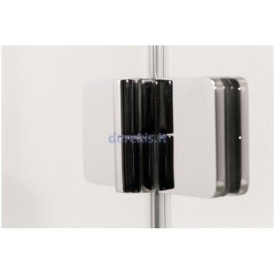 Vonios sienelė Baltijos Brasta Berta (dydį ir stiklo spalvą galima pasirinkti) 5