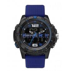 Vyriškas laikrodis CAT Basecamp, 4897056839106 mėlynas