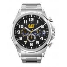 Vyriškas laikrodis CAT Operator SS Black Multi 4895053719179