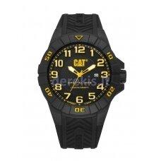 Vyriškas laikrodis CAT Special OPS 1, 4897056839281 juodas/geltonas