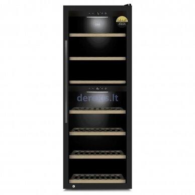 Vyno šaldytuvas CASO Wineexclusive 126 Smart
