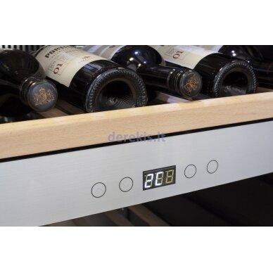 Vyno šaldytuvas CASO WineSafe 192 3