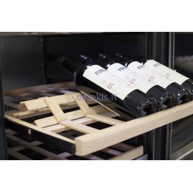 Vyno šaldytuvas CASO WineSafe 192 4
