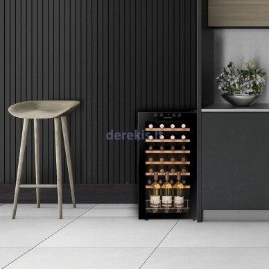Vyno šaldytuvas Dunavox DXFH-28.88 3
