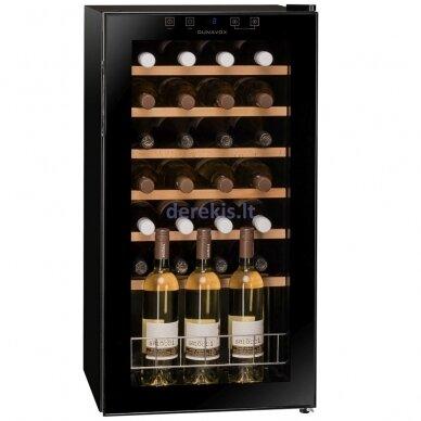 Vyno šaldytuvas Dunavox DXFH-28.88 2