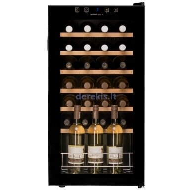 Vyno šaldytuvas Dunavox DXFH-28.88