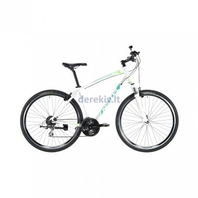 Vyriškas dviratis Kenzel Cross Distance 200