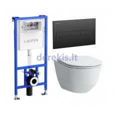 Laufen Pro New h8669570000001+ 8946650000001 +H895661716