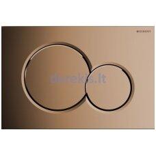 WC nuleidimo mygtukas Geberit SIGMA 01, 115.770.DT.5