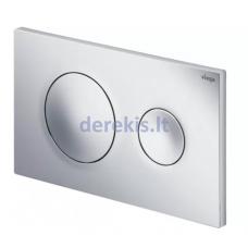 WC nuleidimo mygtukas Viega Style 20, 773779, blizgus chromas