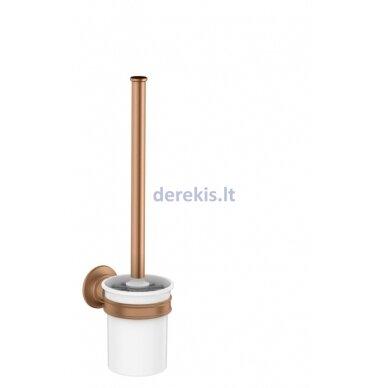 WC šepečio laikiklis Hansgrohe Axor Montreux 42035140