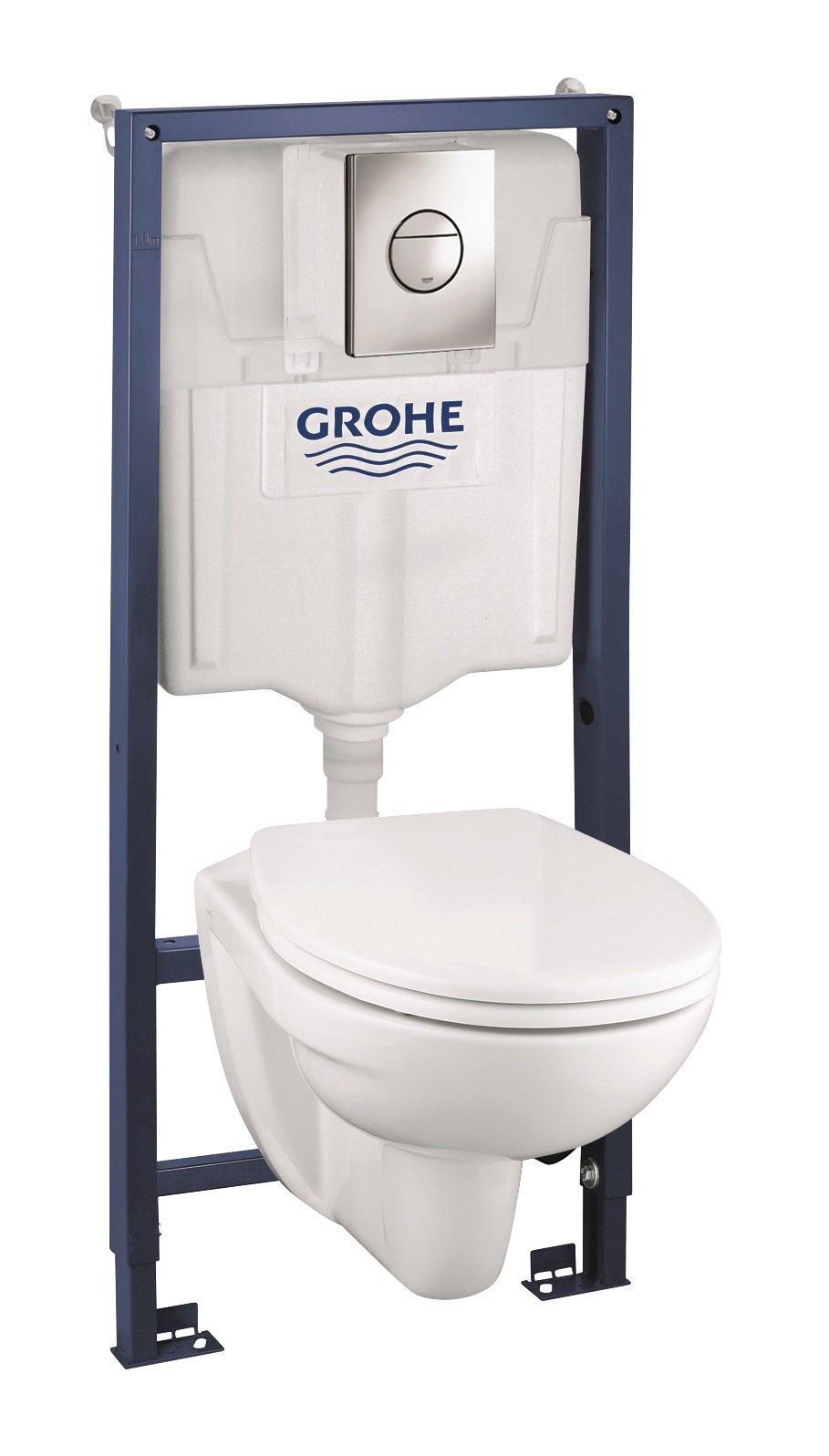Grohe Bau Ceramic 39499000 | Bathroom equipment | PLUMBING, HEATING ...