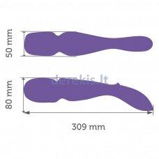 We-Vibe Wand kūno masažuoklis (violetinė)