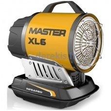 Dyzelinis, infraraudonųjų spindulių oro šildytuvas MASTER XL 6