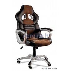 Žaidimų kėdė UNIQUE DYNAMIQ V15 Y-2898, juoda-ruda