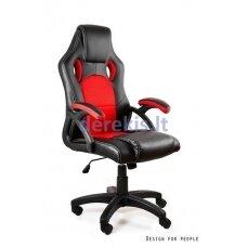 Žaidimų kėdė UNIQUE DYNAMIQ V7 Y-2706, juoda-raudona arba juoda-mėlyna