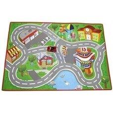 Žaidimų kilimėlis BB Junior Ferrari Junior City, 16-85007