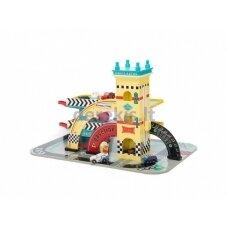 """Žaislas - automobilių garažas """"Mikes Autos"""""""