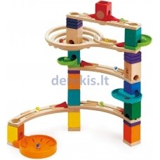 Žaislas - rutuliukų trasa HAPE Cliffhanger, E6020