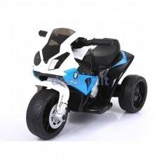 Žaislas - triratis motociklas BMW S1000R/ JT5188 (WDJT5188), mėlynas