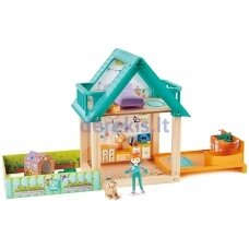 Žaislas - veterinarijos klinika HAPE Furry Friend, E3408