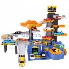 Žaislinė stovėjimo aikštelė