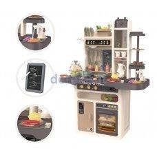 Žaislinis virtuvės komplektas su garso efektais, 65 vnt.