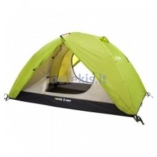 Palapinė Zajo Norsk 2 Neo Tent Lime Green