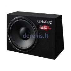 Žemo dažnio garsiakalbis KENWOOD KSC-W1200B